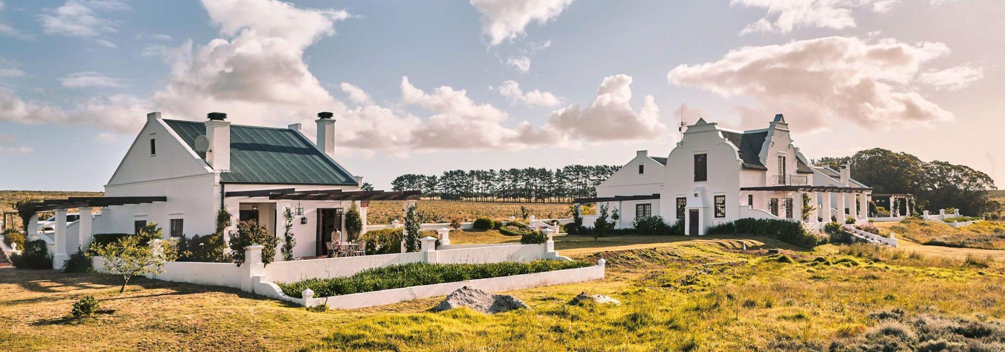 Ansicht Ferienhäuser Zebra, Eland und Springbok von Doornbosch Gamelodge & Gästehäuser