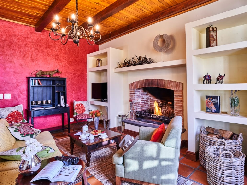 Zebra Haus 2-4 P. - Doornbosch Game Lodge & Guest Houses
