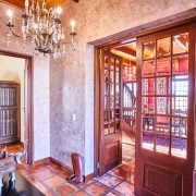 Entrance of Eland Guesthouse