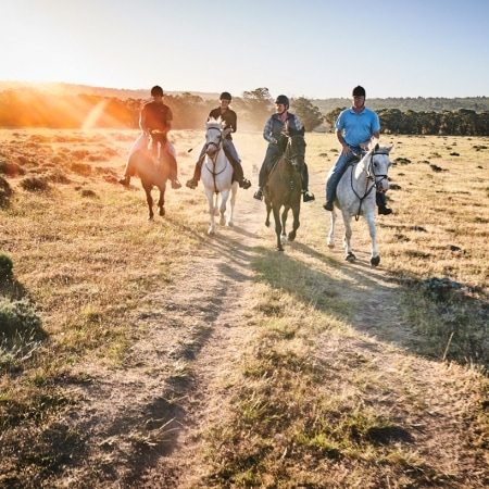 Horseriding Lodge Western Cape