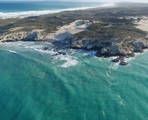 Strand Südafrika